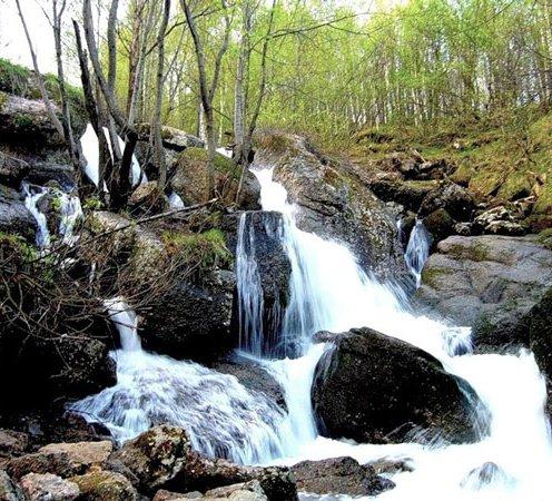 Водопад Кук-Караук – одна из